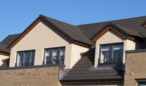 GRP dormers from Capvond Composites