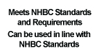 NHBC Approved Supplier
